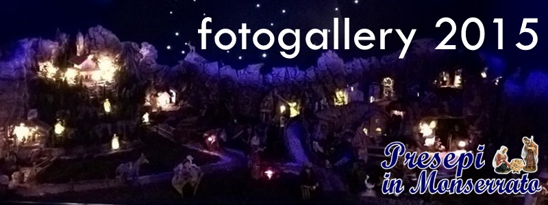 fotogallery 2015 presepi in monserrato