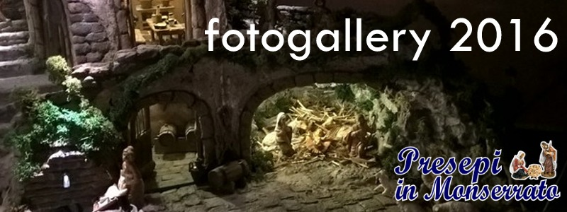 fotogallery presepi in monserrato